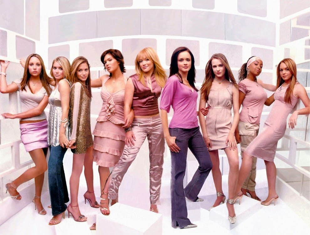 Young Hollywood : Vanity Fair誌 Class of 2003 あの人は今?