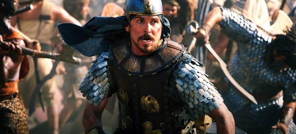 As pragas estão chegando no segundo trailer estendido do épico bíblico Êxodo: Deuses e Reis