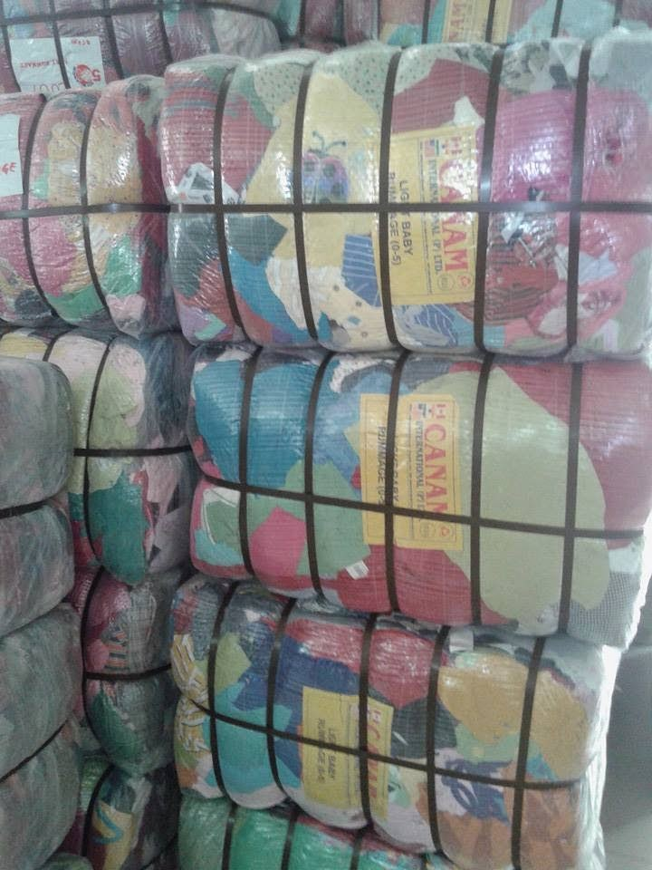 BUNDLE KETOI - GRED A US LIGHT BABY RUMMAGE (CANAM)