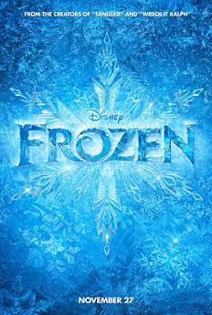 Cartel de Frozen (El reino del hielo)