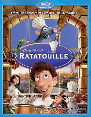 Ratatouille (2007) Blu Ray Rip 650 MB movie poster, Ratatouille (2007) Blu Ray Rip 650 MB dvd cover poster, Ratatouille blu ray poster