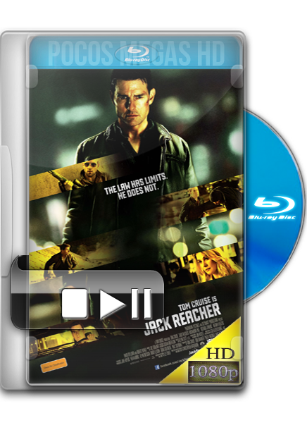 Jack Reacher [2012] [BRRip] [1080p] [Audio Ingles 5.1] [Subtitulado al Español]