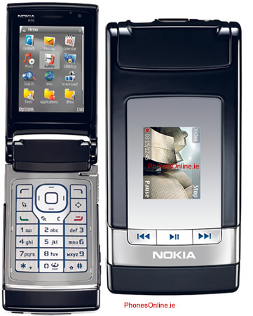 Nokia N76 Review-A Step Ahead By N-Series ~ MobiZilla