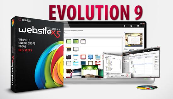 Website x5 evolution 9 coupon code