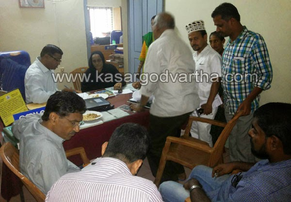 Mogral Puthur, Panchayath, Kasaragod, Kerala, Union team, Visit.