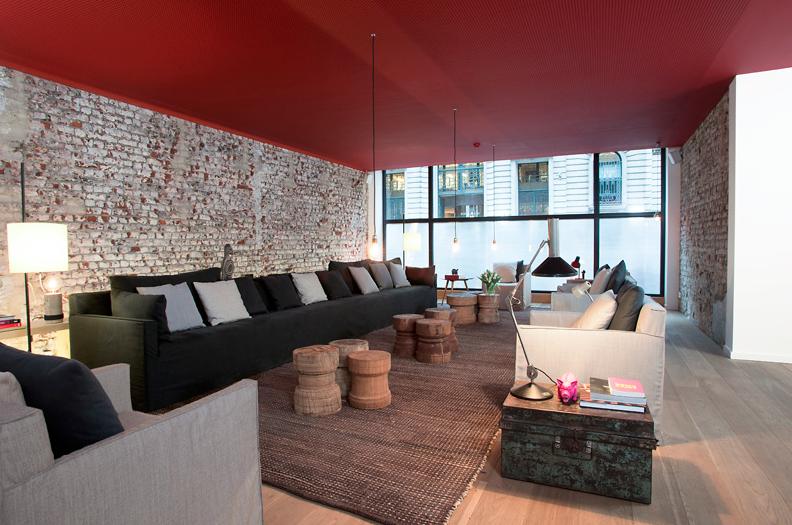 9 h tel design belge - Design belge contemporain ...