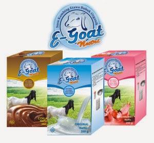 susu kambing etawa e-goat