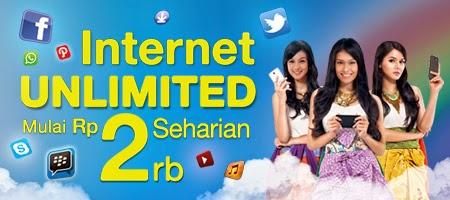 CARA DAFTAR Internet Unlimited XL Paket Prabayar Pascabayar Terbaru