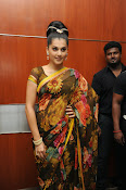 taapsee glam pics in saree-thumbnail-10