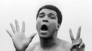 Muhammad Ali Death, Muhammad Ali punch