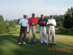 Rainbow Hills Golf Club, Bogor, Indonesia