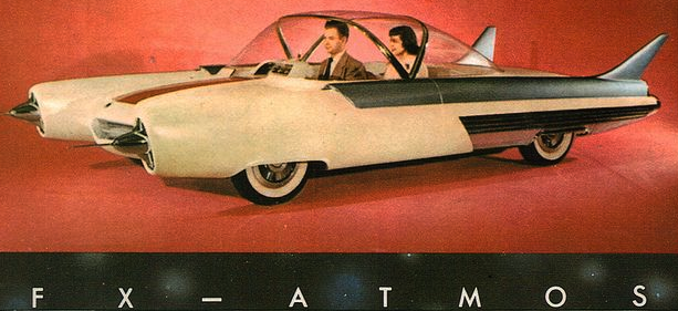 1954 Ford Atmos-FX