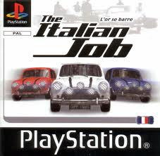 Super Compactado Italian Job, The PS1