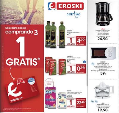 Eroski catalogo de septiembre 2015