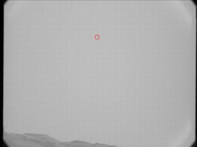 Mars from Curiosity