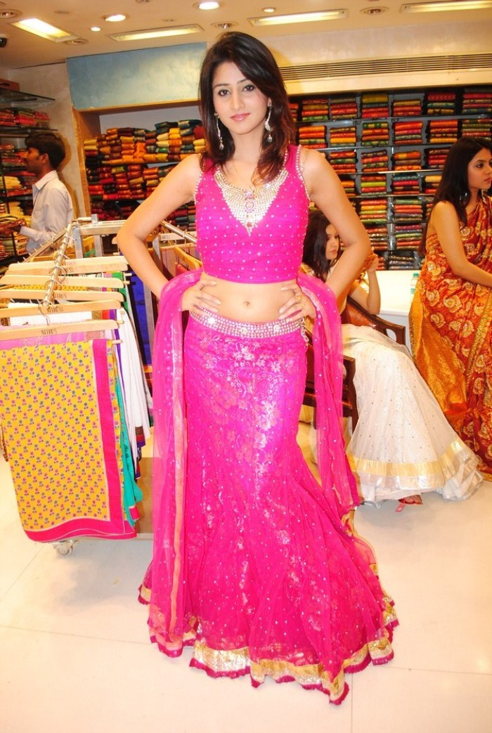 Hyderabad New Sexy Model Shamili Cute Navel Show hot photos