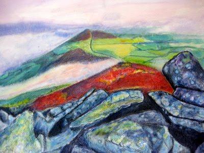Sarah Wisseman Painting