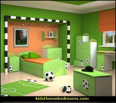 soccer theme bedroom decorating ideas soccer theme bedroom decorating