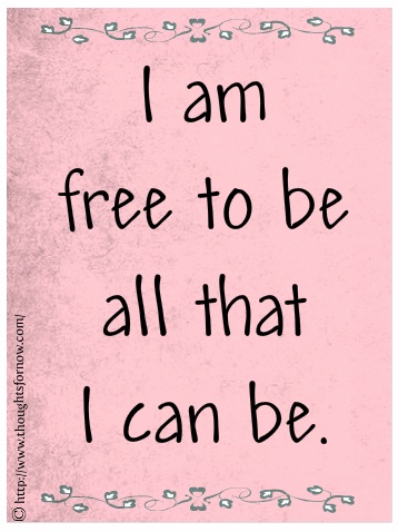 Affirmations for Women, Daily Affirmations