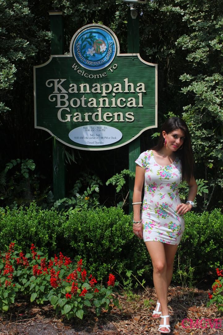 Diana Dazzling, Fashion Blogger, Cmgvb, Como Me Gusta Vivir Bien, Kanapaha  Botanical