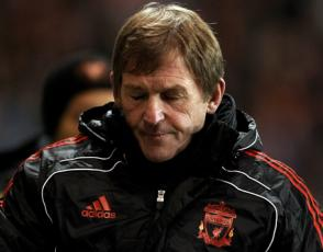 Dalglish dejected after another defeat
