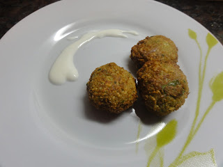 Fafafel Con Salsa De Yogur (normal Y En Thermomix)