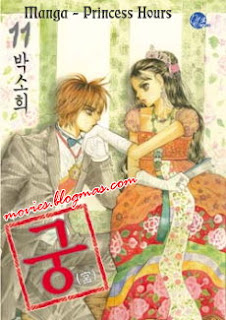 Download Drama Korea: Manga - Princess Hours
