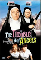 The Trouble With Angels Cover