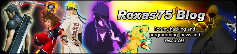 The Roxas75 Blog