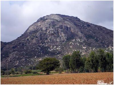 Skandagiri hill