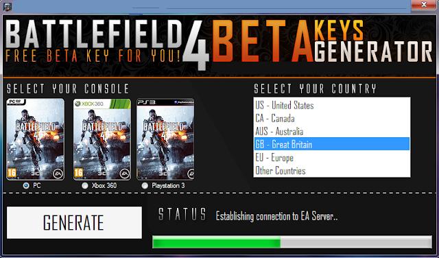 bf4 beta keys