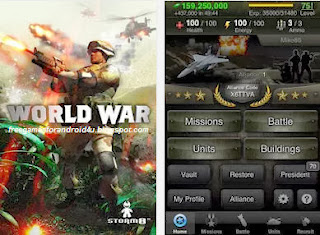 Game World War Android free download