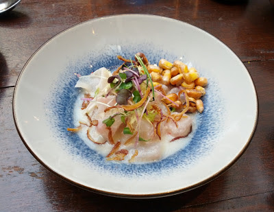 Lima London Michelin Star Peruvian Ceviche