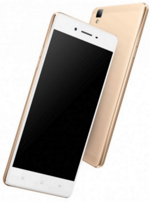 Hp Oppo 2 jutaan 4G Black Edition Plus F3