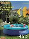 Catalogo carrefour oferta piscinas verano 2012 for Carpas jardin alcampo