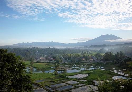 Travelling Ke Kaki Gunung Tandikek Padang Sumatera Barat