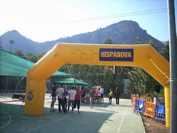 Umbría Sierra Espuña