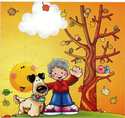 Actividades para realizar en otoño - Burbujitas