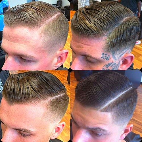 Fades are the hottest men\'s haircut trend in Chicago | Chicago Men\'s ...