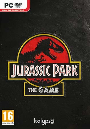 Jurassic Park The Game Download for PC
