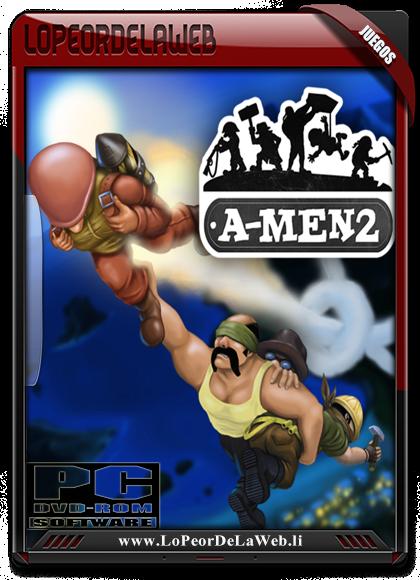 A-Men 2 Multilenguaje (Español)