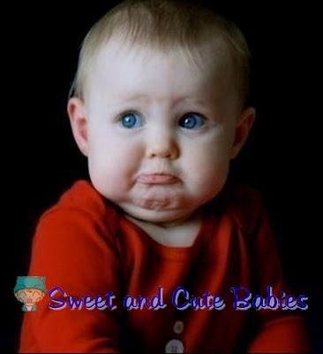 sad baby
