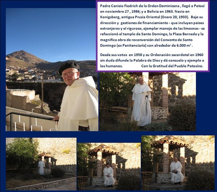 Padre Canisio Friedrich