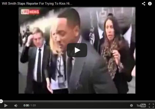 DAAWO Actor-ka Weyn Will Smith Oo Dharbaaxay Wariye Shumis Bilaa Akhlaaq ah Kula Kacay (VIDEO)