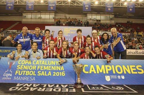 GIRONELLA/ESPLUGUES COPA CATALUNYA 2016
