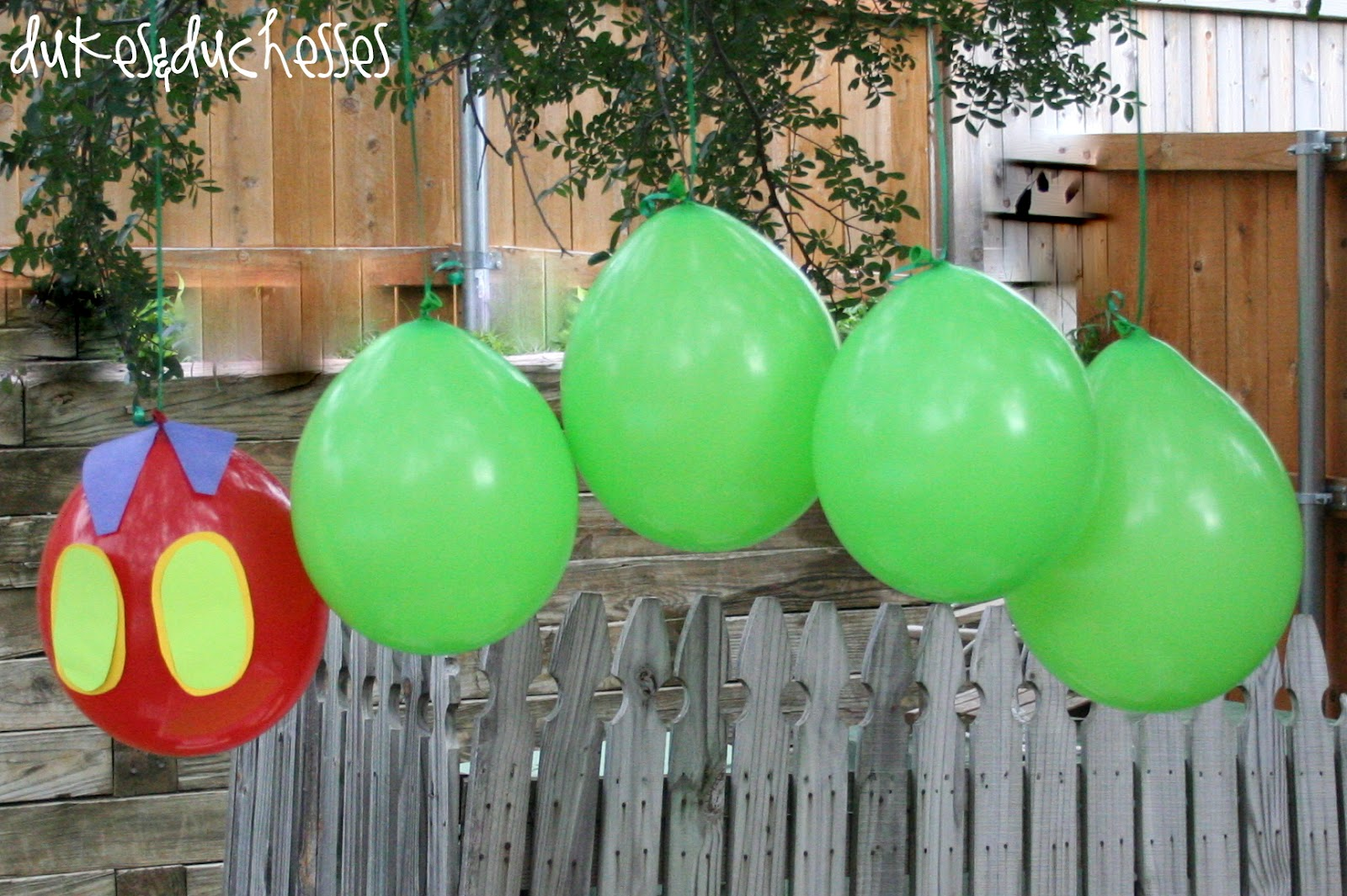 A Very Hungry Caterpillar Playdate & A Very Hungry Caterpillar Playdate - Dukes and Duchesses