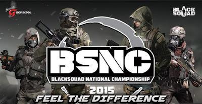 Cara Daftar Dan Mengikuti BlackSquad National Championship (BSNC)