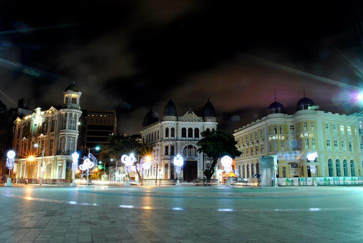 Praça do Marco Zero do Recife
