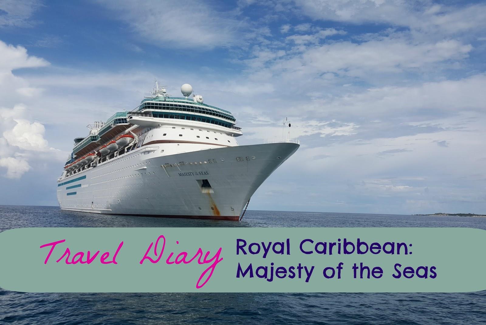 Royal Caribbean Majesty Of The Seas Nassau Cococay Key