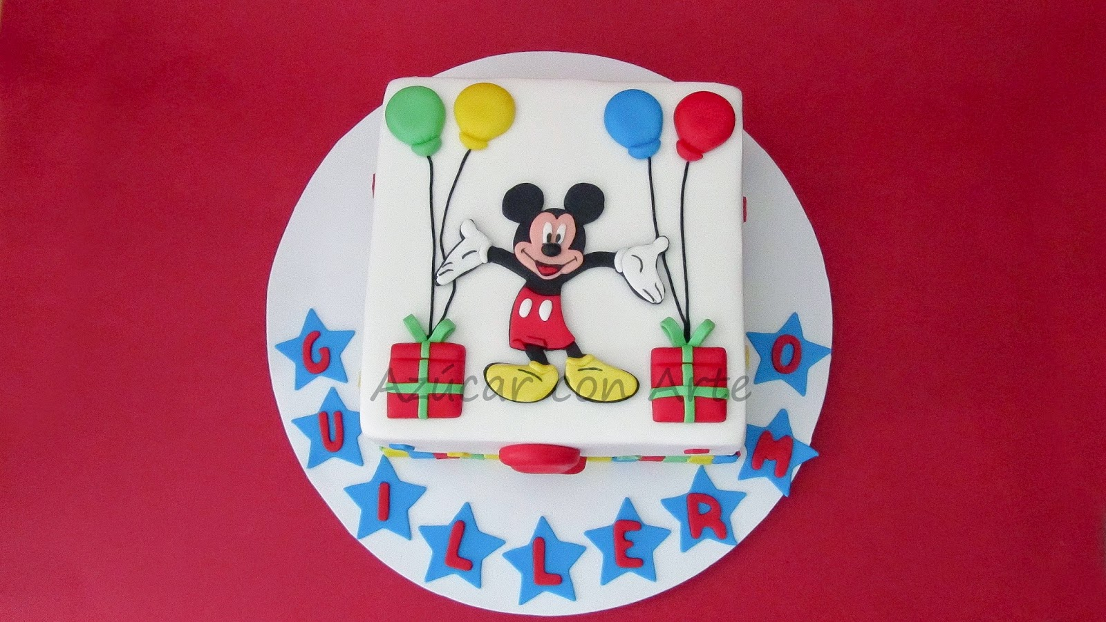 mickey cake, tarta mickey mouse, mickey mouse cake, tarta sin gluten, gluten free cake| azucar con arte